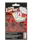 A Little Lovin The Adult Game