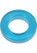 Elastomer Metro Cock Ring Blue