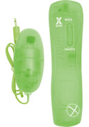 Climax 10x Super Vibrating Bullet Green
