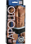 Apollo Boxer With C-ring Black Large/xtra Large