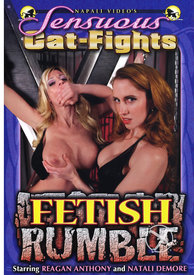 Sensous Catfight Fetish Rmble (disc)