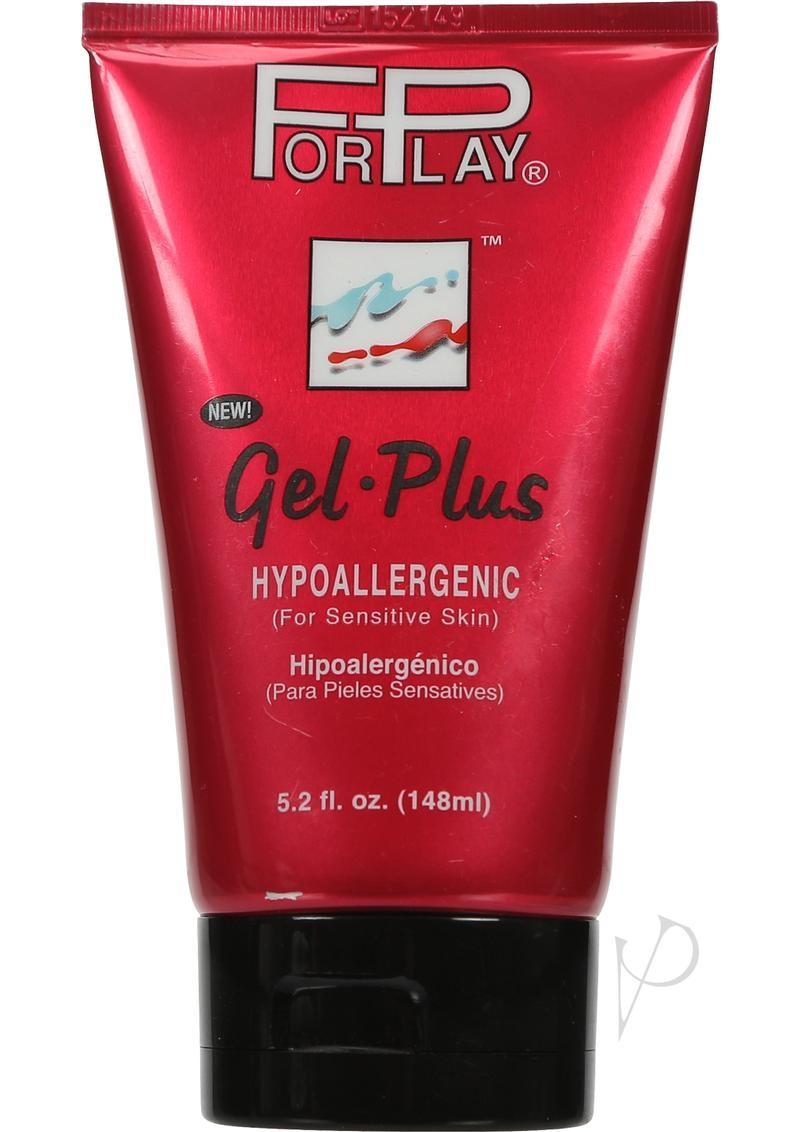 For Play Hypoallergenic Gel Plus 5.2 Oz